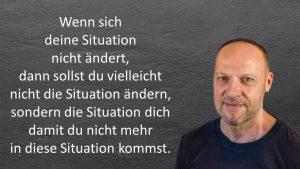 Situation ändern
