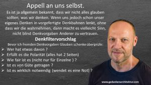 Selbst Appell